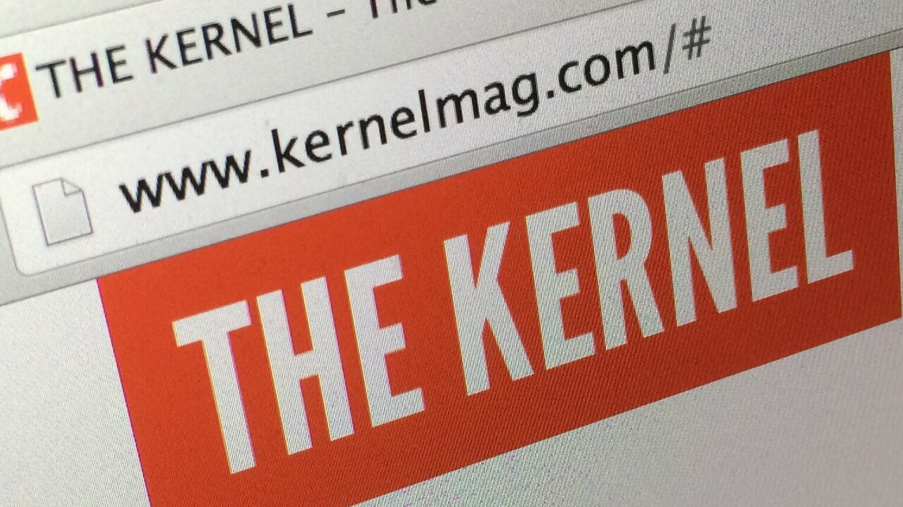 'Internet newspaper' The Daily Dot buys UK-based 'Internet tabloid' The Kernel