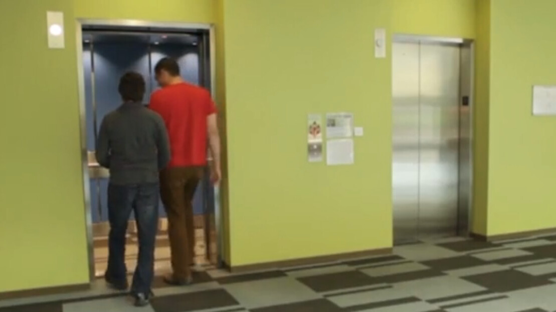 Microsoft Research built a smart elevator that uses AI to figure out what floor you're going to