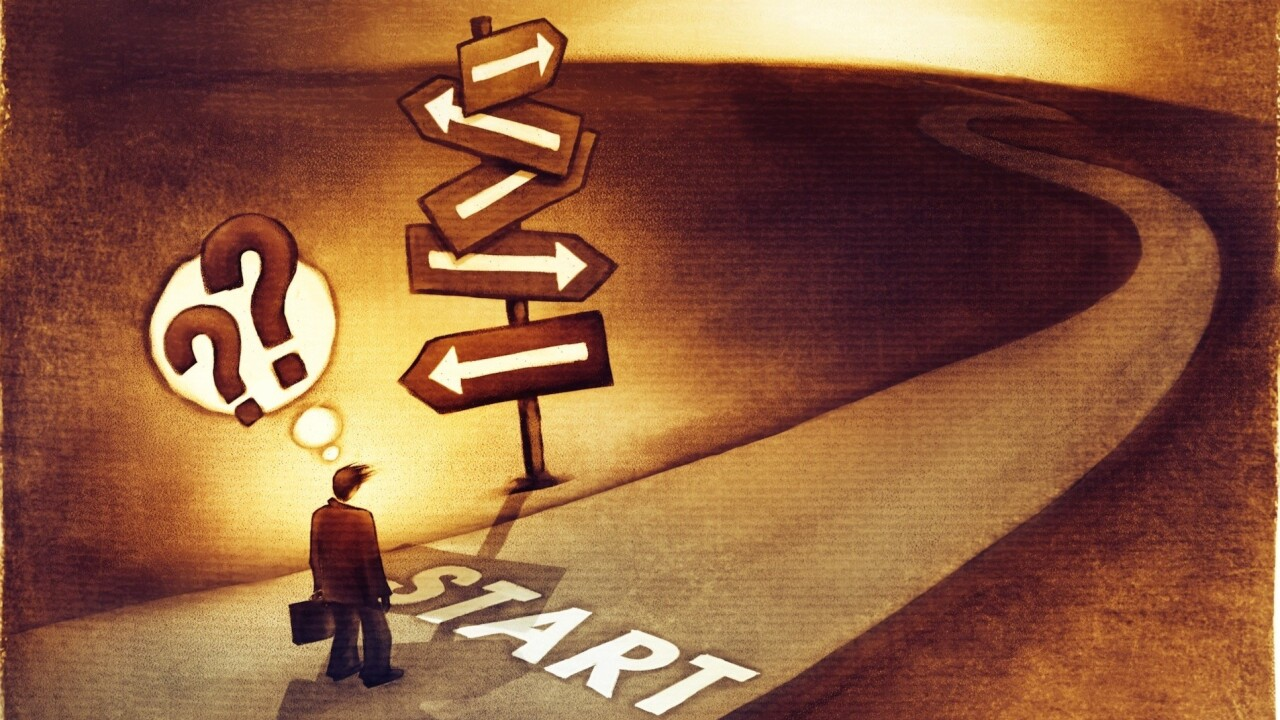 Why economic uncertainty is not a bad thing for entrepreneurs
