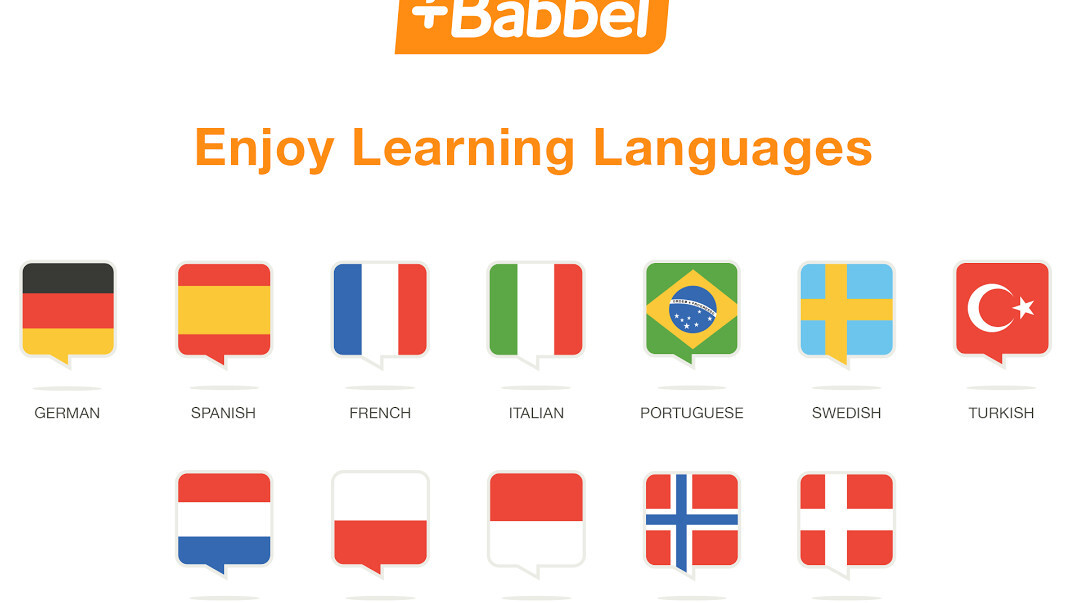 Babbel for Android now includes full range of Web courses, and brings all languages into a single app