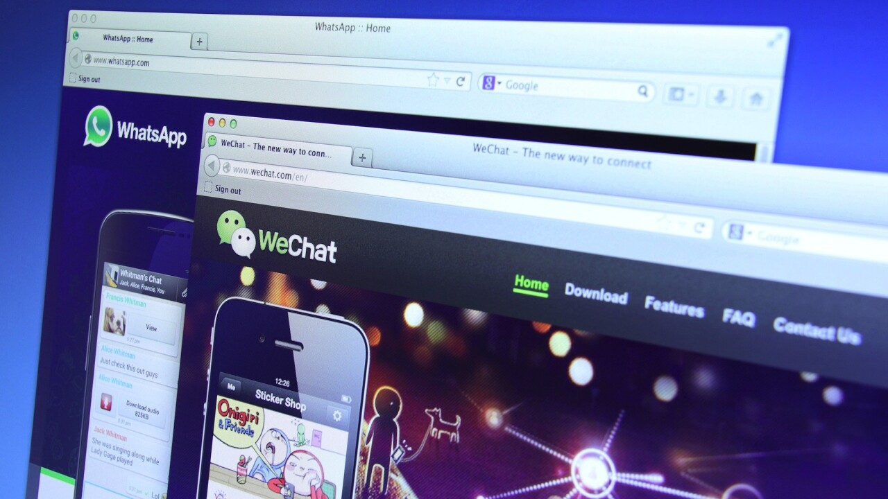 More than messaging: Why you should stop comparing WeChat to WhatsApp