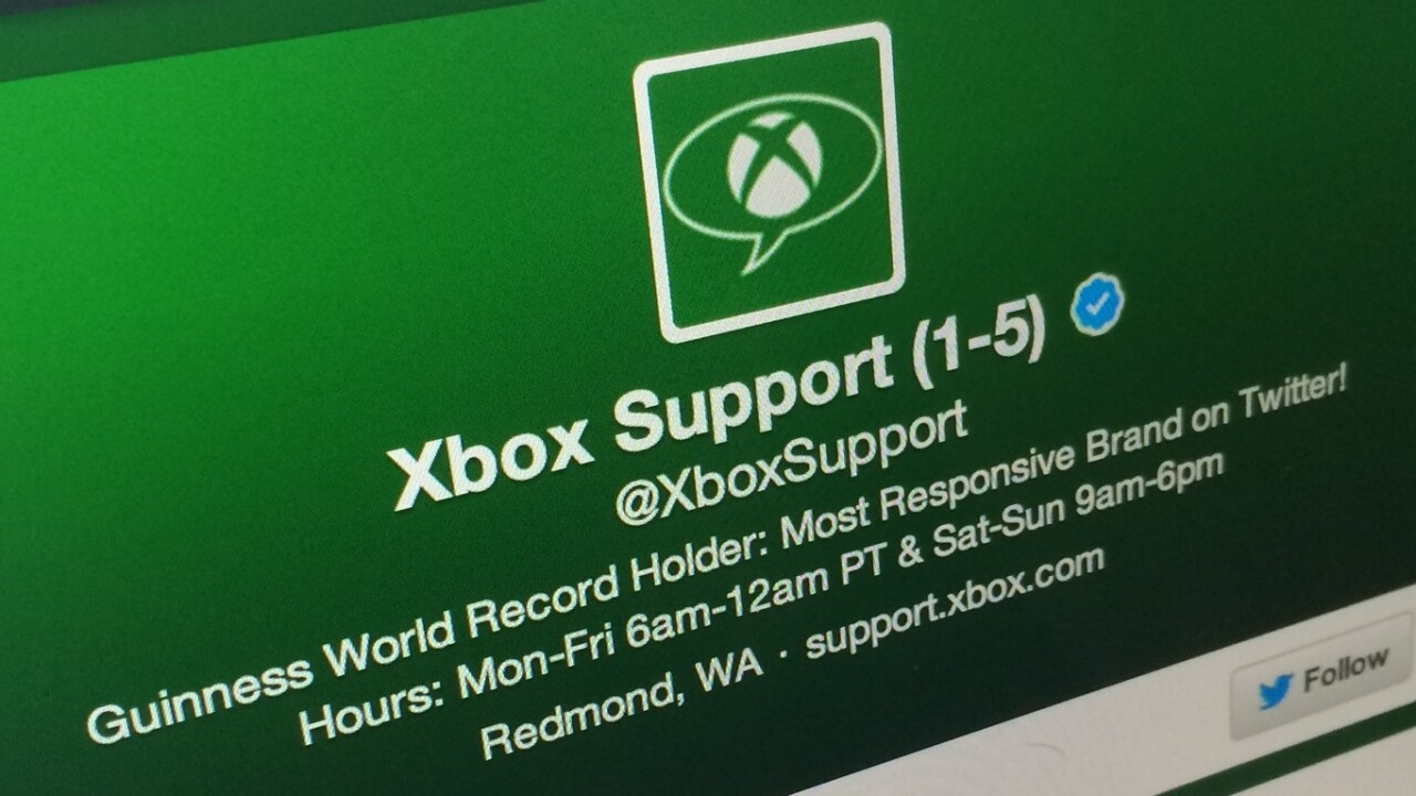 Microsoft's Xbox Support Twitter account briefly hijacked by the Syrian Electronic Army