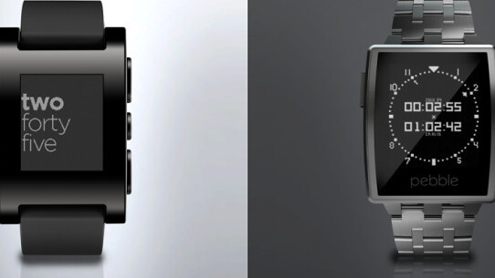 Pebble launches its smartwatch appstore for iOS, says it'll be available on Android 'very soon'