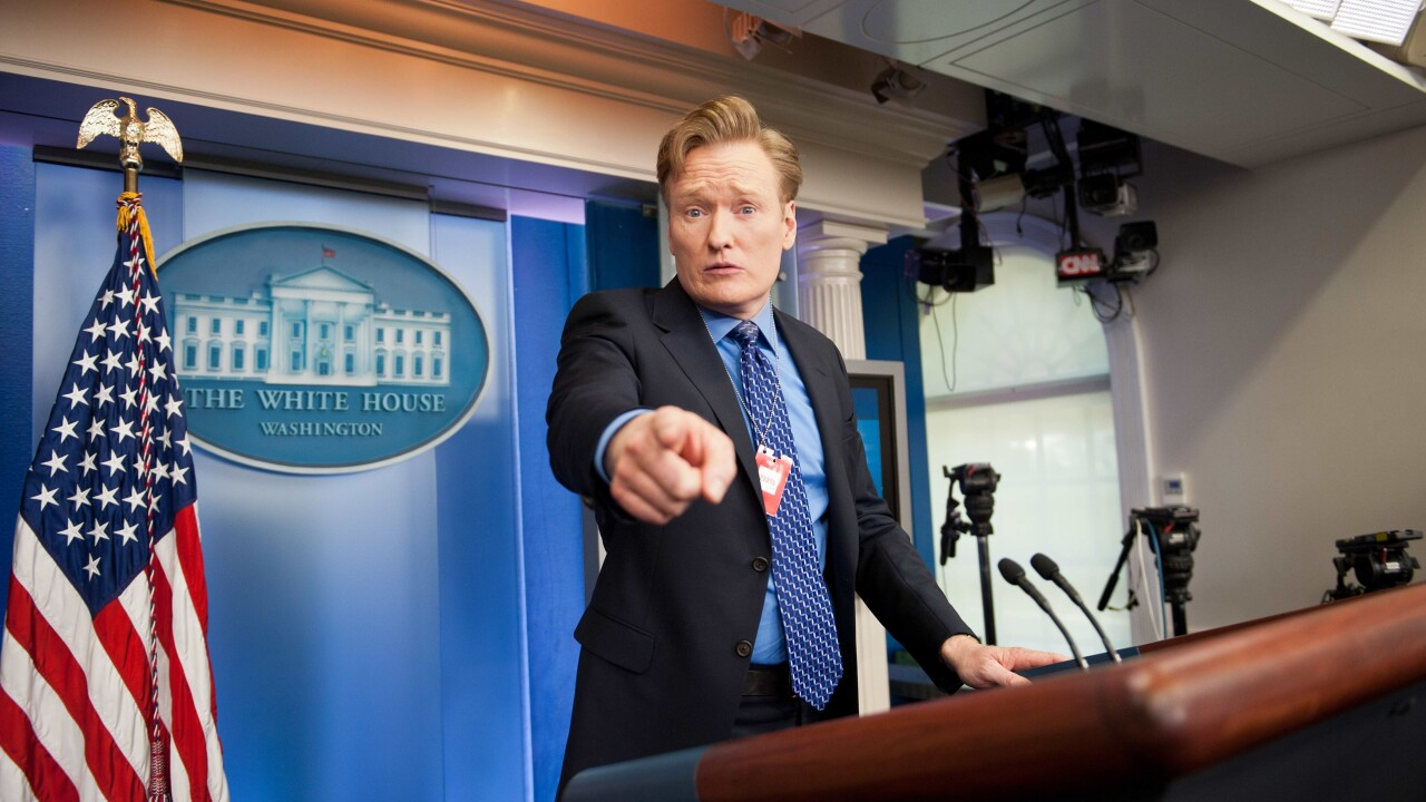Here's Conan O'Brien's vision for turning Microsoft around if he were named CEO
