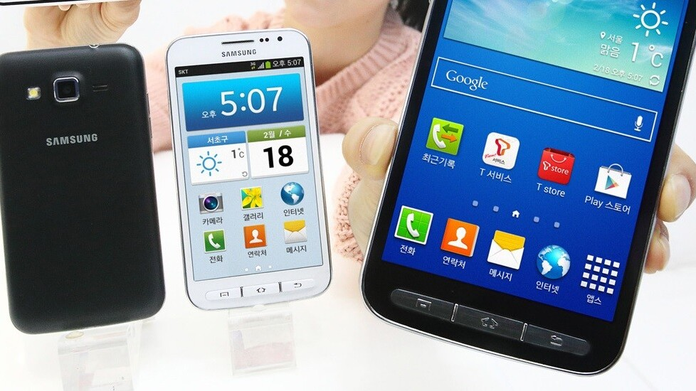 Samsung's Galaxy Core Advance goes on sale for $390 this week, starting in Korea