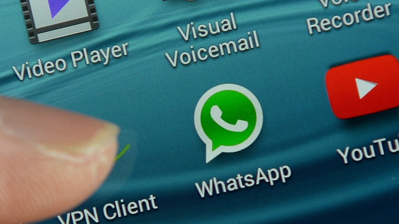 WhatsApp will add voice calls in Q2 2014 after passing 465 million monthly active users