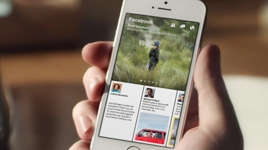 Facebook Paper is now available on the iPhone in the US
