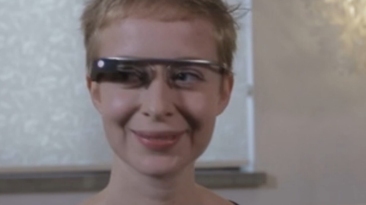 Google Glass as your TV remote control?