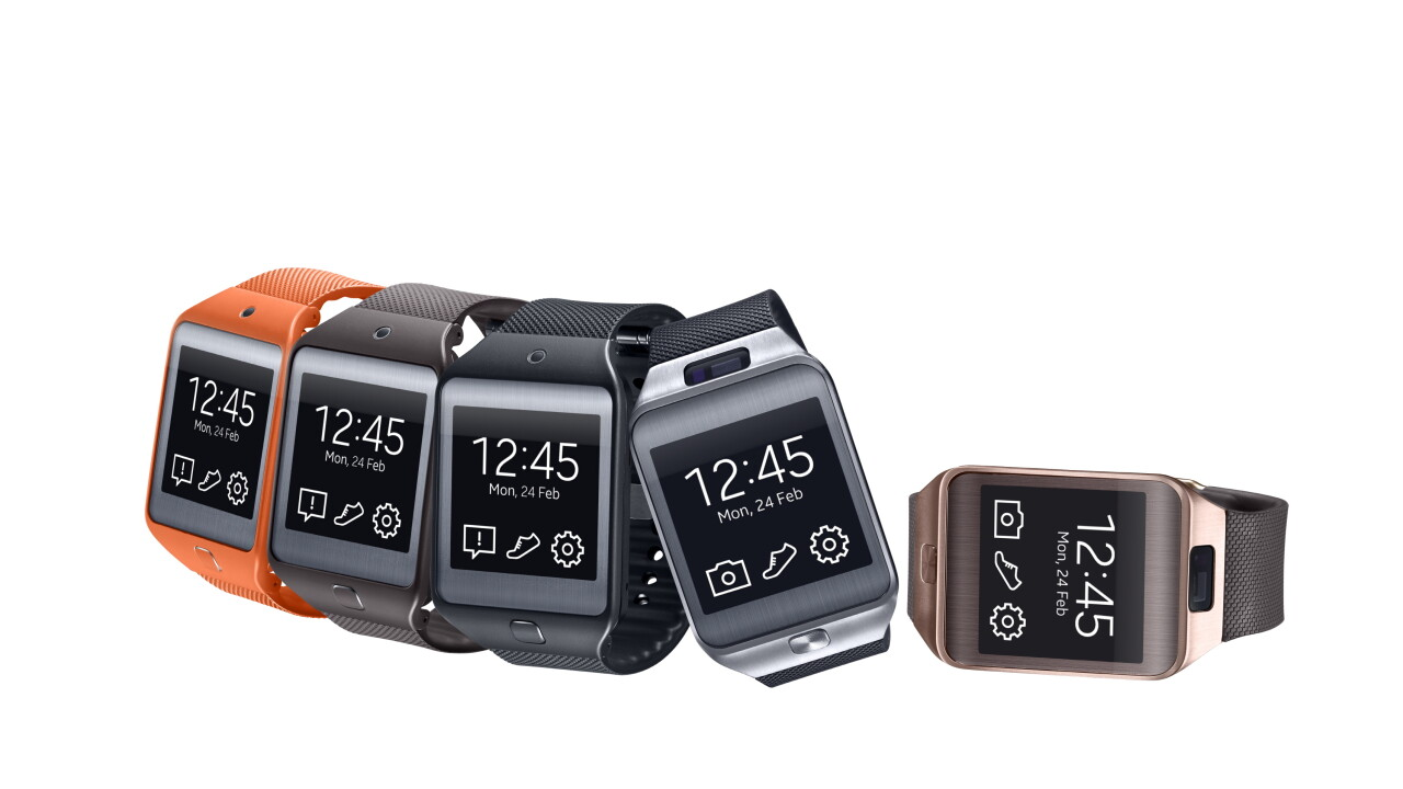 Samsung's Gear 2 smartwatches didn't live up to expectations, but Gear Fit is a useful fitness band