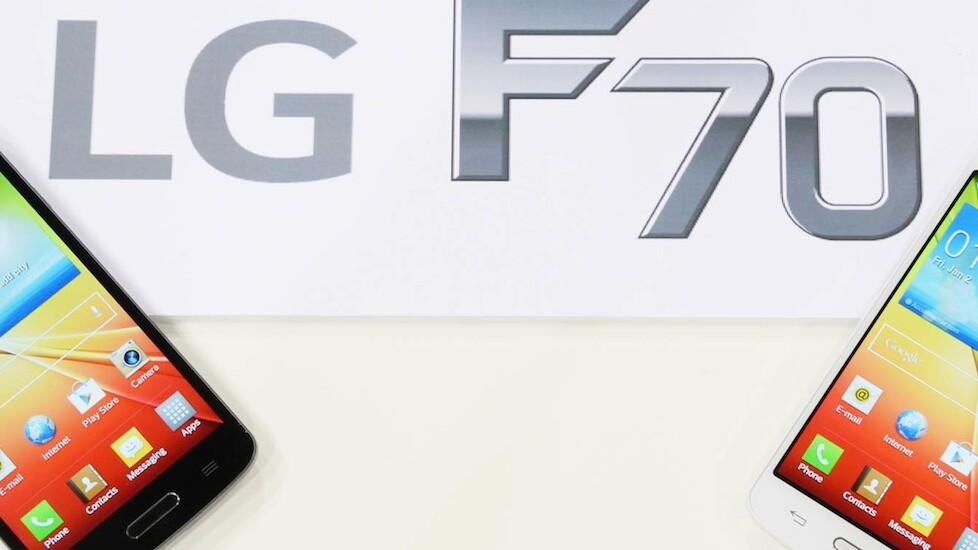 LG introduces the F70, a 4.5-inch mid-tier LTE smartphone
