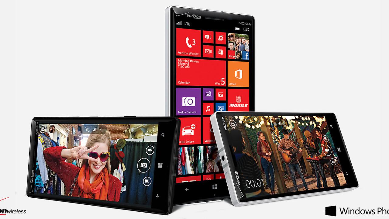 Nokia unveils the Lumia Icon, a high-end Windows Phone handset heading to Verizon for $199.99