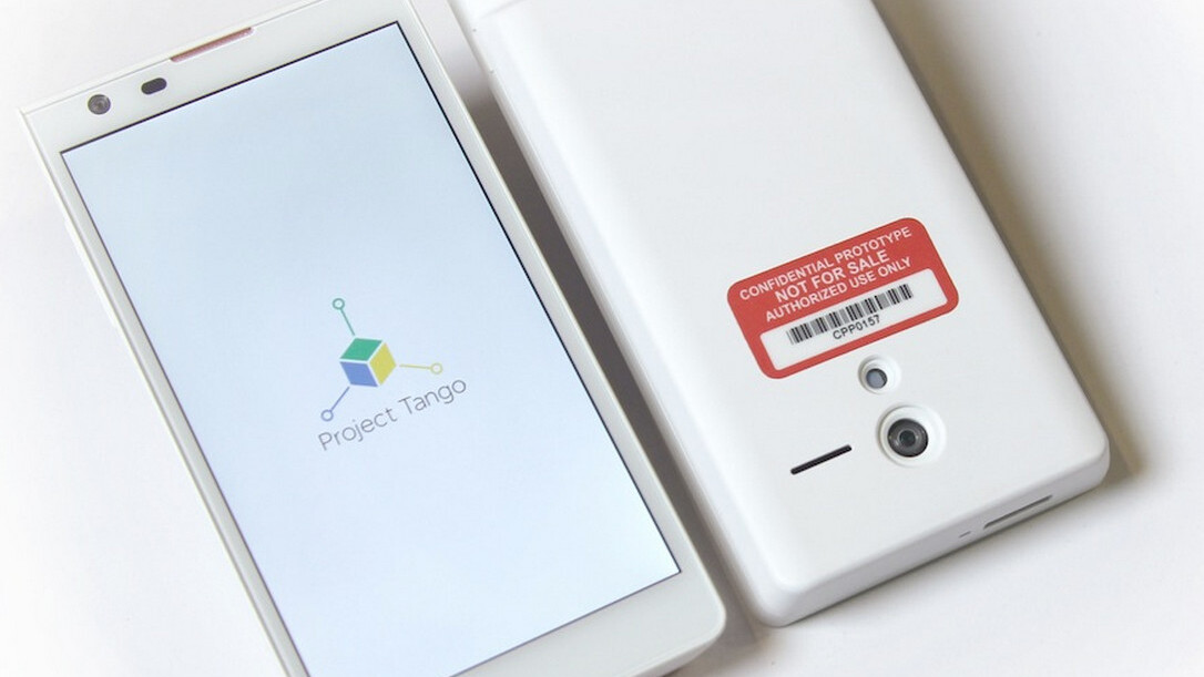 Paracosm shows off impressive crowdsource 3D mapping software used in Google's Project Tango