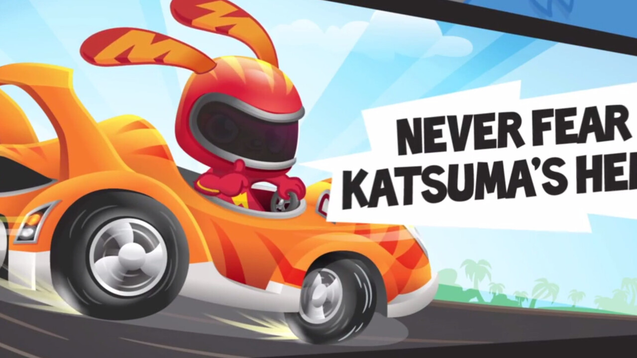 Moshi Karts: Mind Candy's new free-to-play iOS game