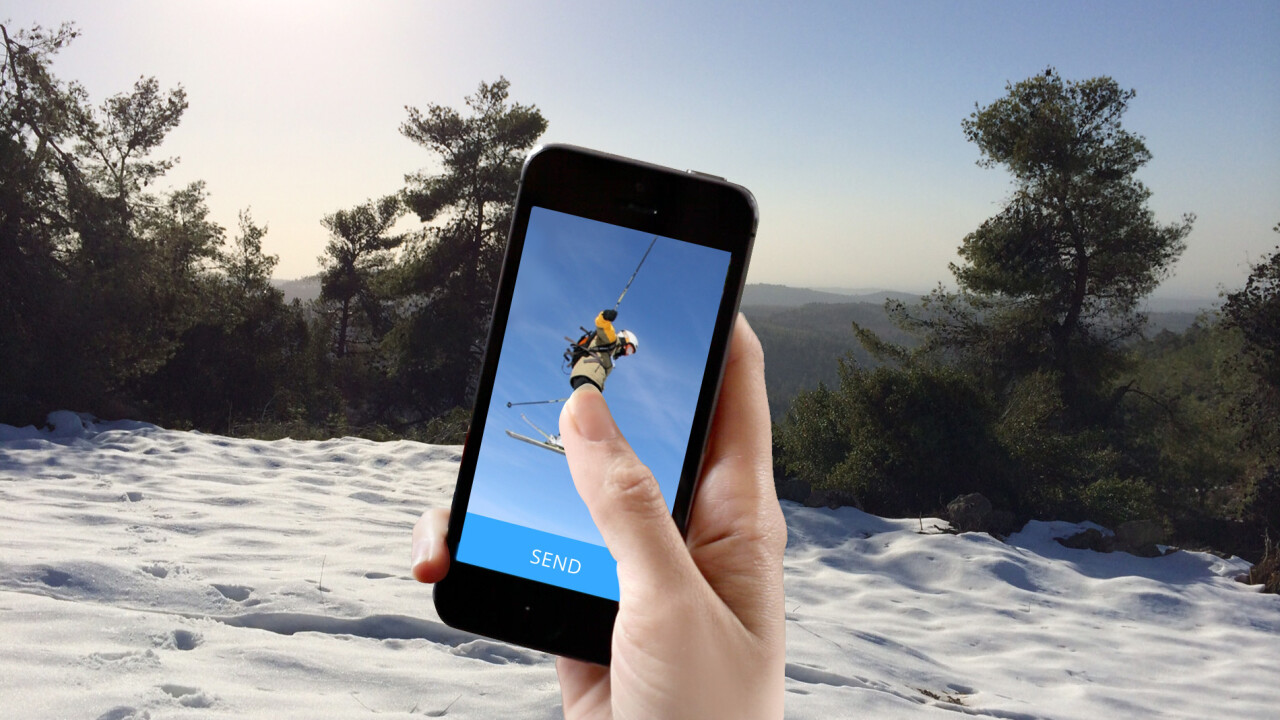 Samba is a video-focused messaging app that records your reactions
