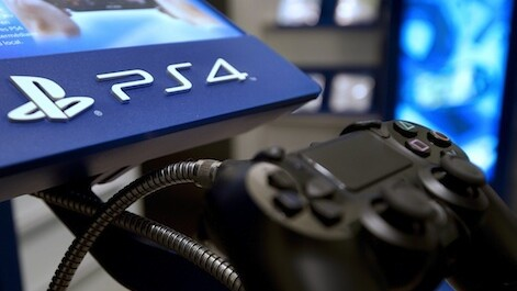 PlayStation 4 sales top 1 million in the UK