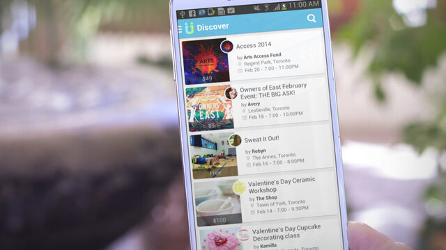 Uniiverse takes its 'eBay for activities' app to Android