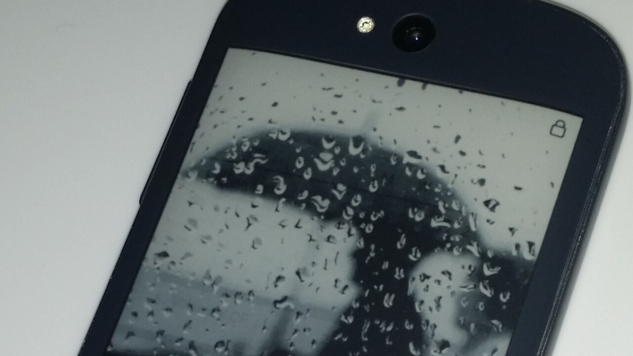 Hands-on with the new dual-screen, e-ink-equipped, Android-powered YotaPhone
