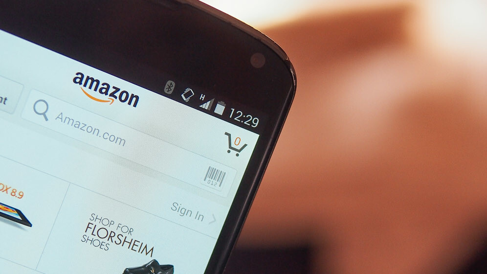 Amazon snuck an app store into its main Android app over a month ago