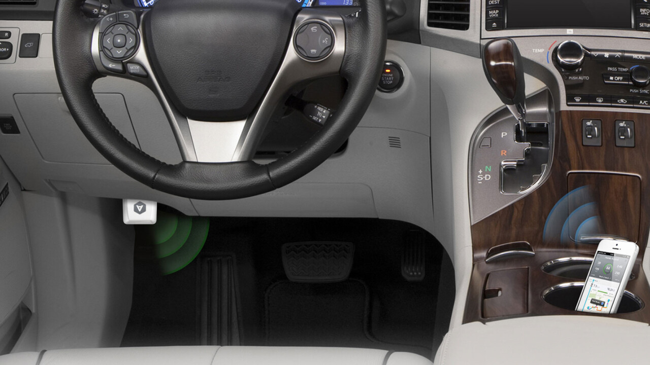 Connected car device Automatic gets IFTTT support