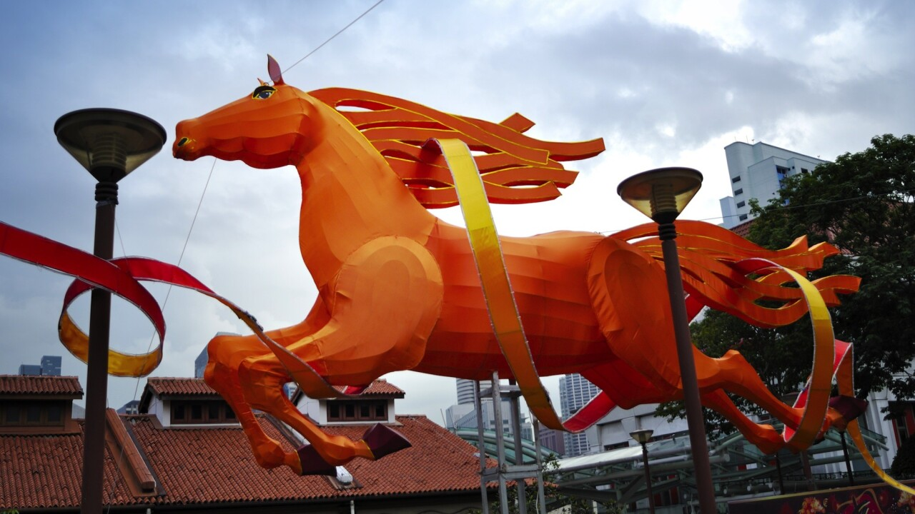 Galloping ahead: Chinese mobile gaming in the year of the horse