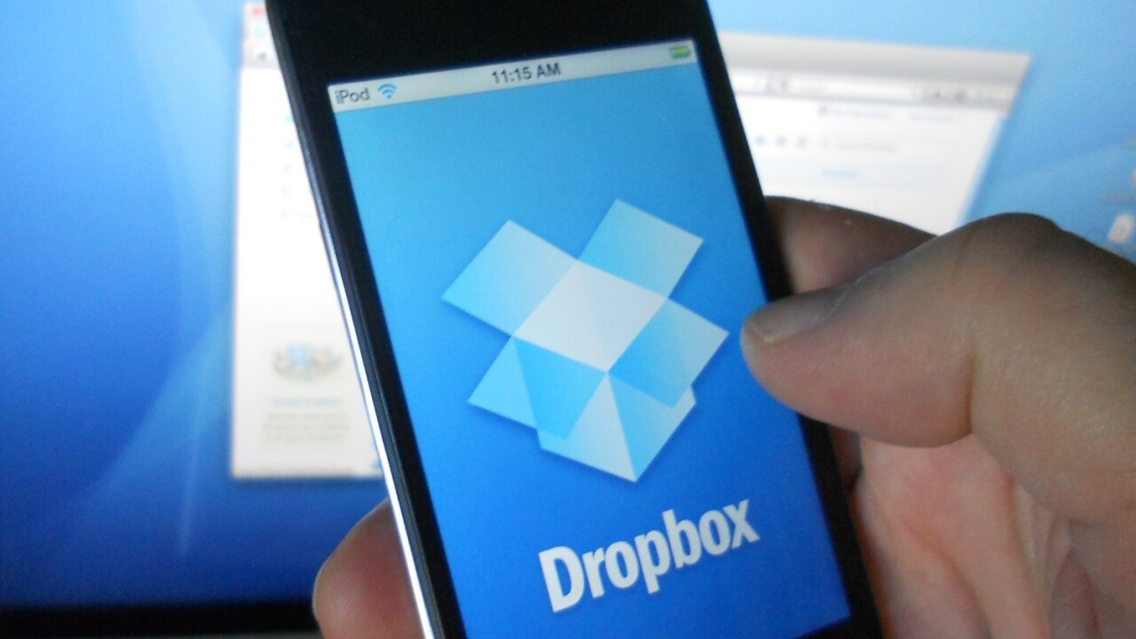 Dropbox updates desktop client with streaming sync: Up to 2x faster via overlapping uploads and downloads