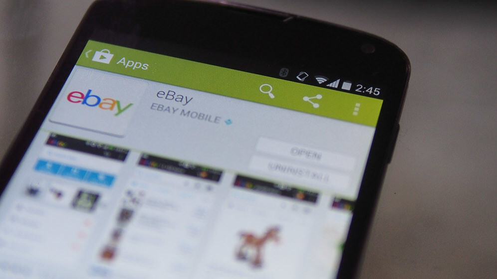 eBay UK introducing simpler fee structure and 20 free listings per month from May 13