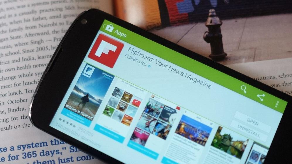 Flipboard now allows sharing through Facebook Messenger