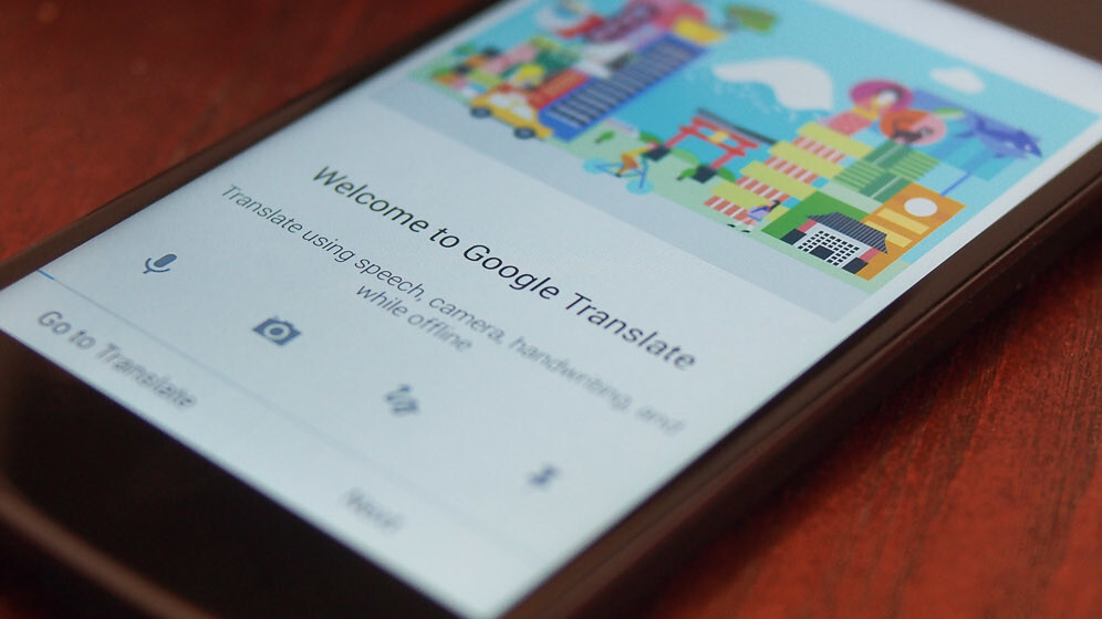 Google Translate gets real-time voice and sign translations on iOS and Android