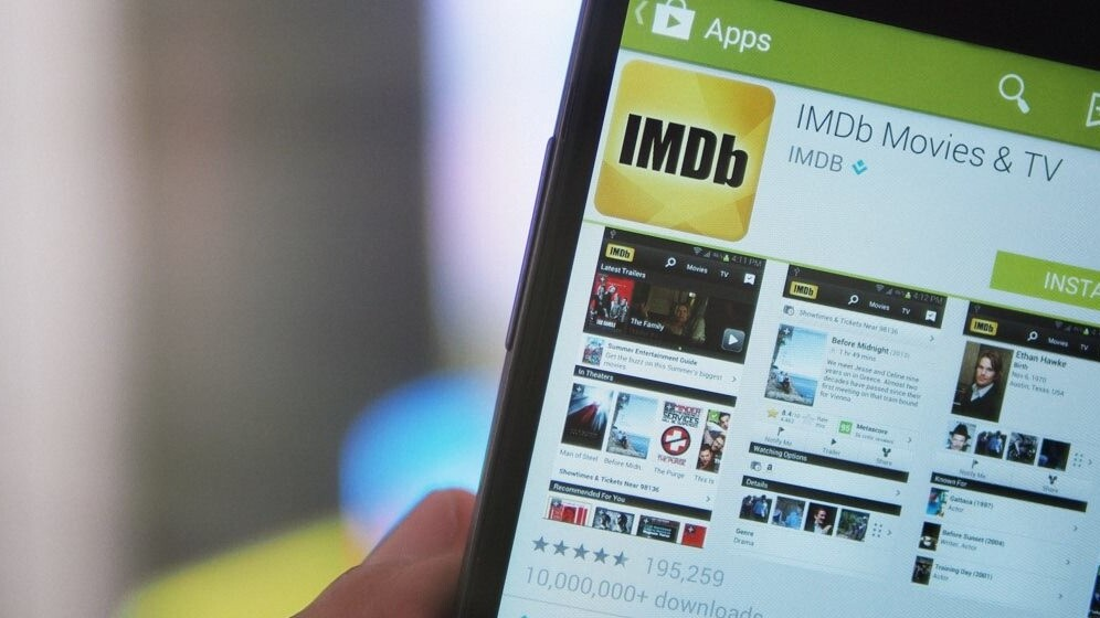 Actors take IMDB to court for publishing their ages