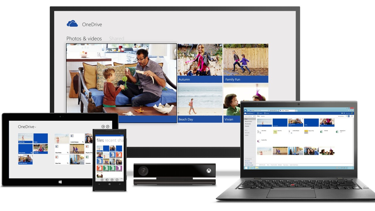 Microsoft tries to make up for angering OneDrive customers after killing unlimited storage