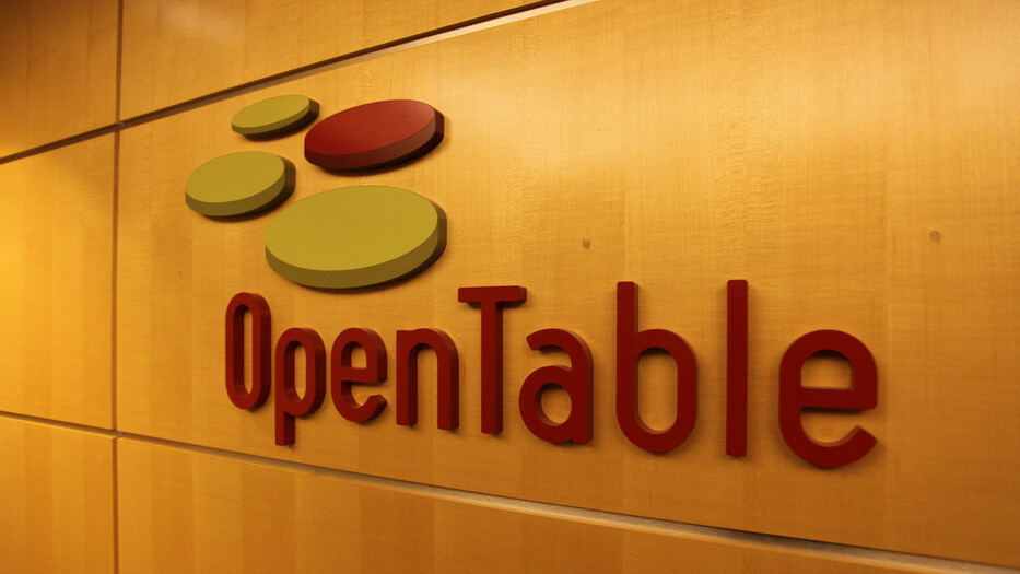 OpenTable begins testing mobile payments at restaurants