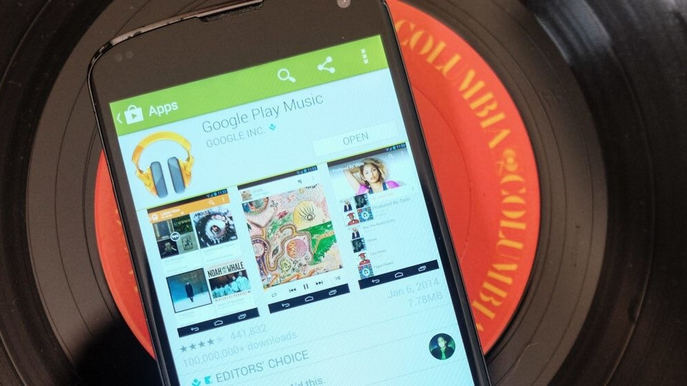 Some Google Play Music users are starting to see a podcasts option