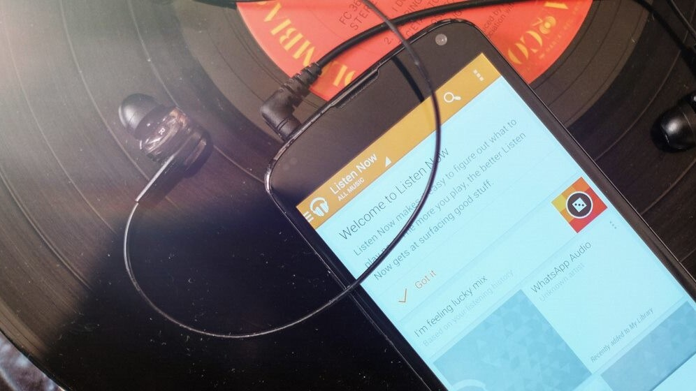 Google Play Music subscribers automatically get access to YouTube Music Key