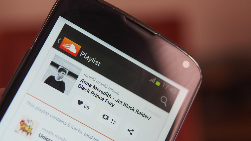 SoundCloud will shut down its old 'Classic' interface next week, 18 months after it was replaced