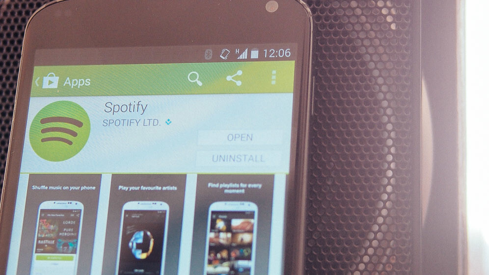 Spotify arrives in the Philippines, where you'll pay just $3 a month for a Premium subscription