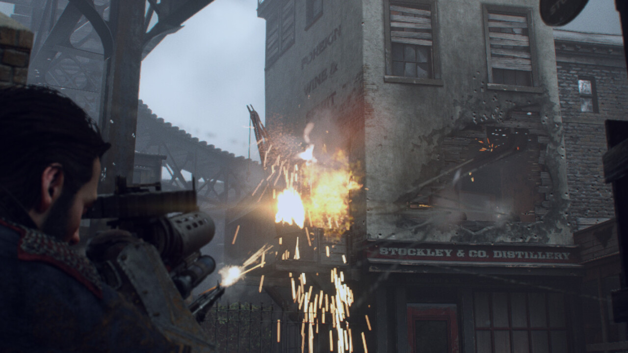 PlayStation Preview: The Order: 1886 aims for seamless gameplay in an alternate history London