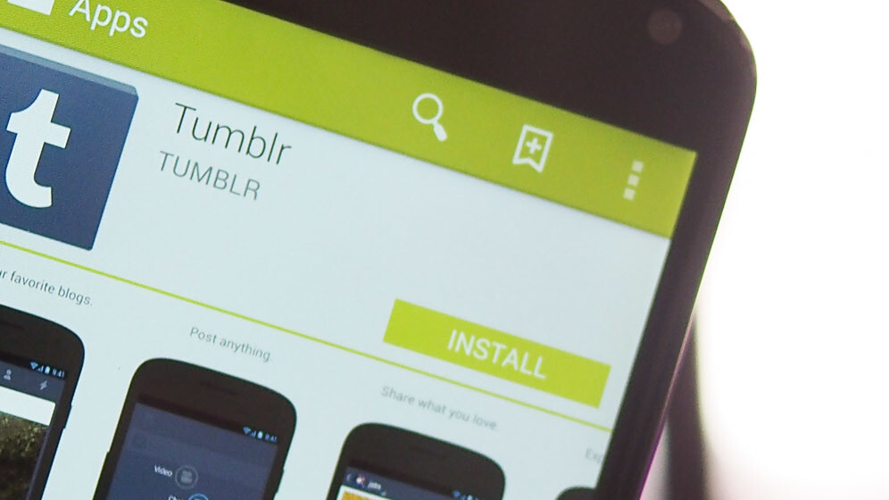 Tumblr's mobile apps now loop videos endlessly and autoplay them when you're on Wi-Fi