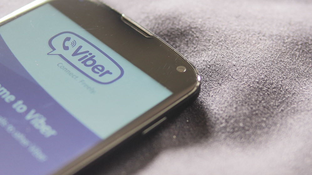 Viber introduces videos calls to its mobile chat apps for Android and iOS