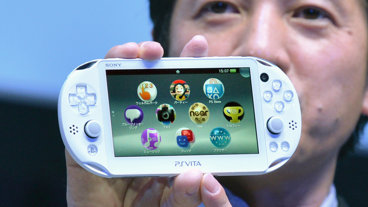 PlayStation Vita gets Crunchyroll, NHL and Qello apps, Hulu Plus and Redbox Instant due this spring
