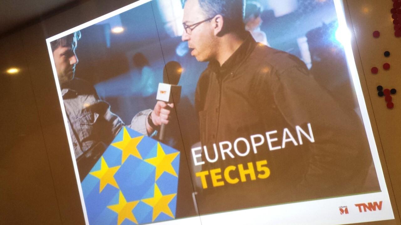 Meet the UK's fastest growing tech companies: Tech5
