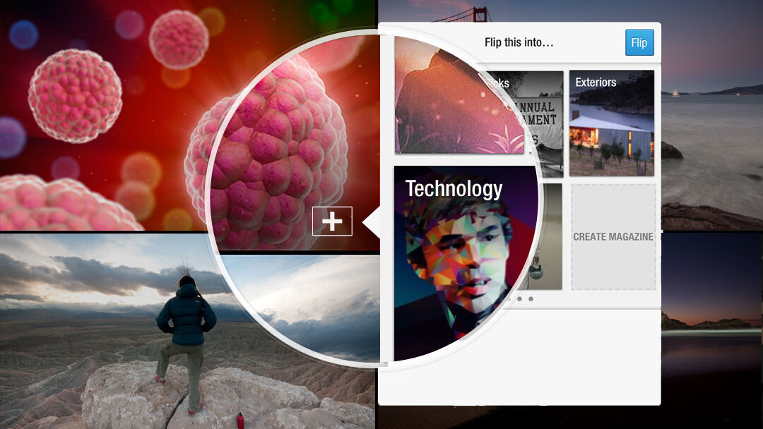 A year later, Flipboard says over 7 million magazines have been created by its community