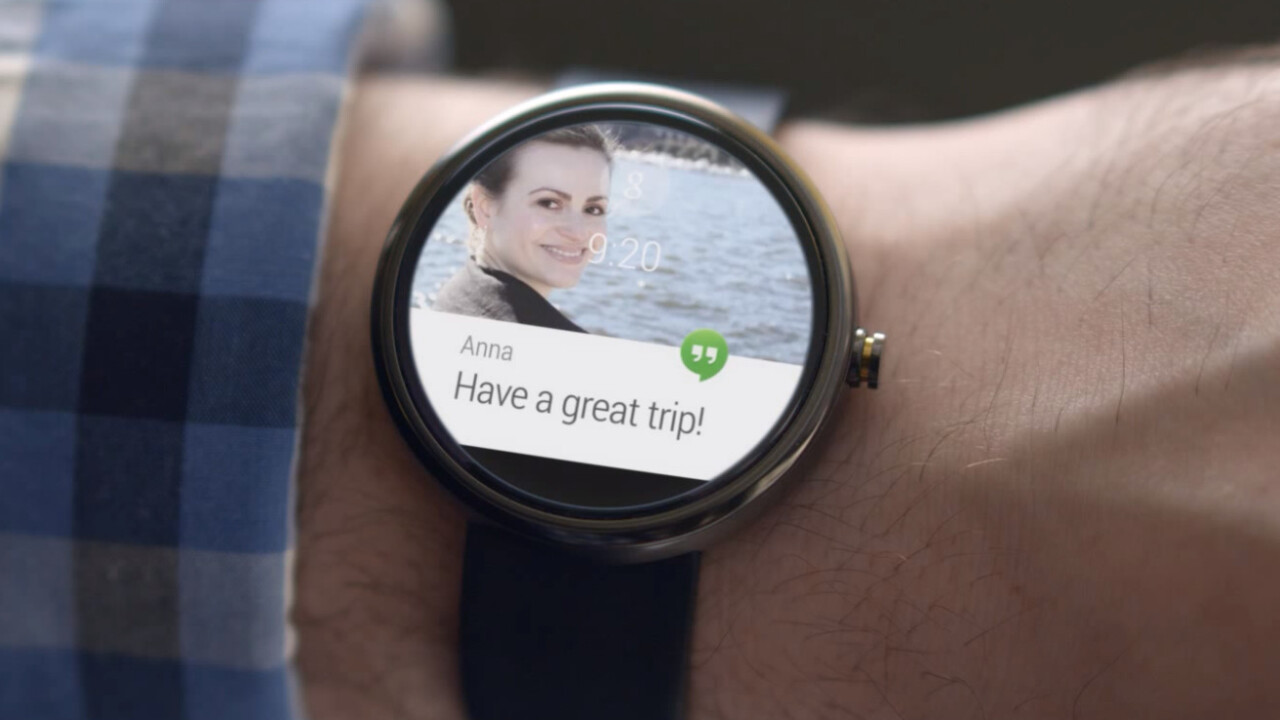 Google launches Android Wear platform for wearables, smartwatch Developer Preview, devices coming later this year