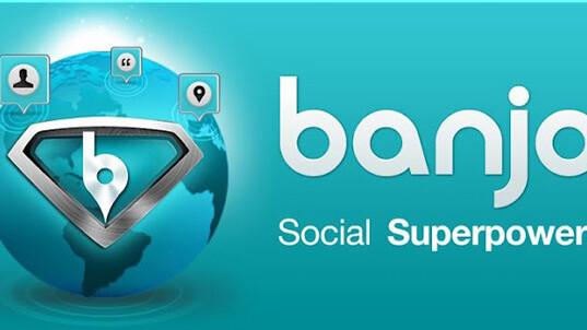 Banjo updates mobile apps to create TiVO for social media
