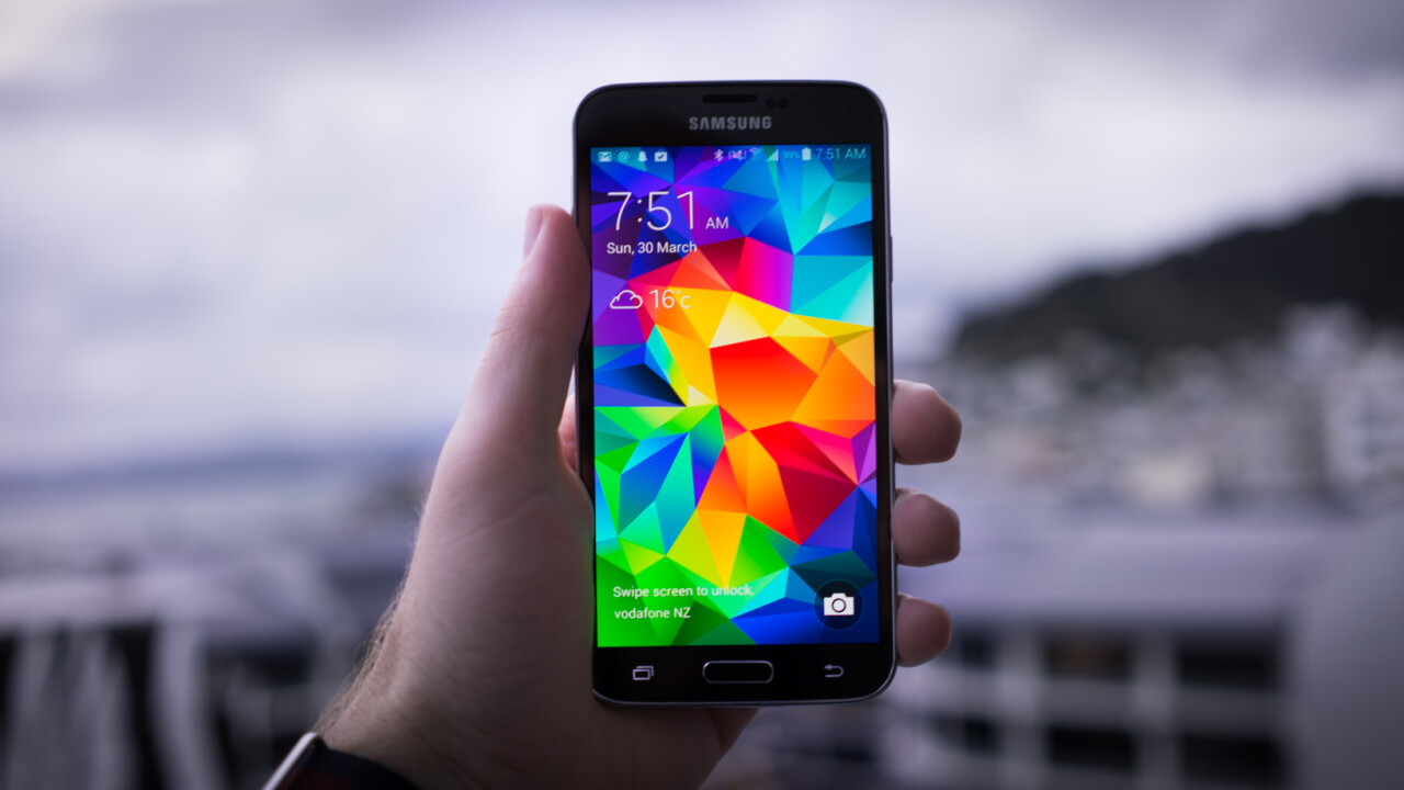 Samsung's Galaxy S5 and Gear wearable devices go on sale in 125 countries worldwide