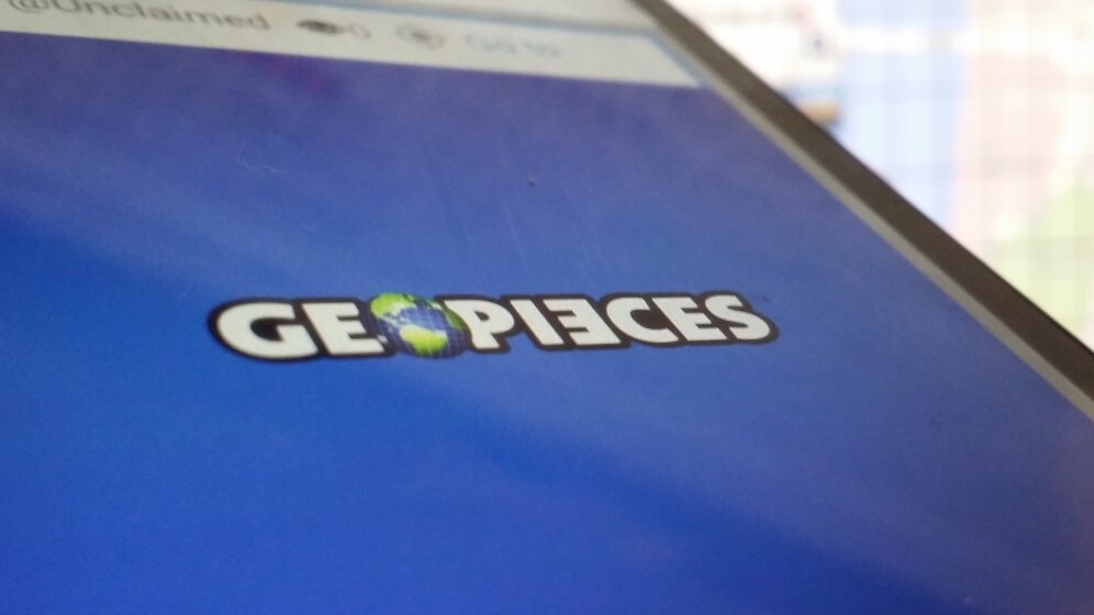 Geopieces: A local discovery service that lets you 'own' a piece of the world