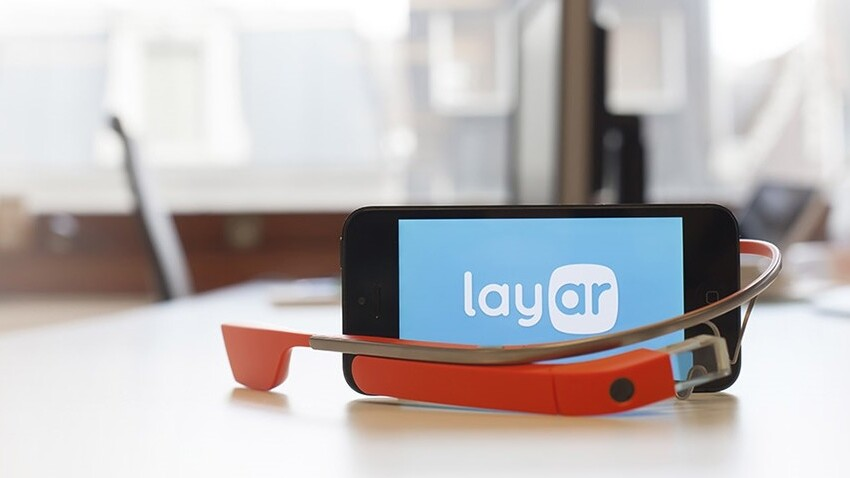 Layar now wants to augment your reality with its Google Glass app