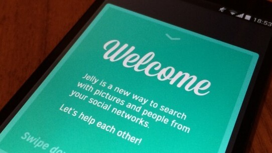 Jelly for iOS now lets you ask and answer questions with a location