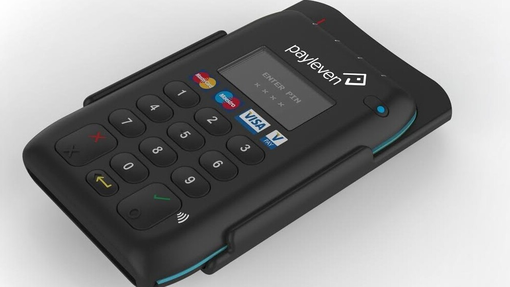 Payleven set to launch €100 contactless payment-capable Chip & PIN reader for small businesses