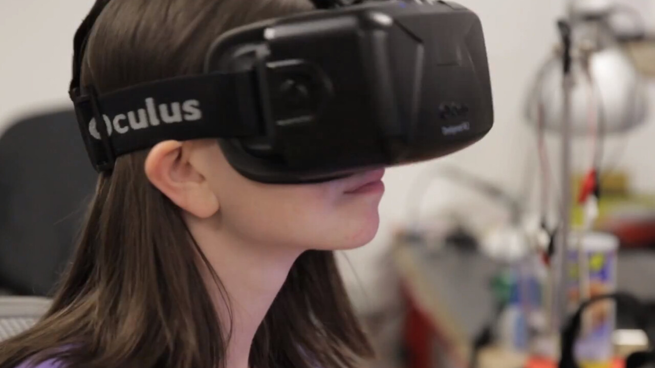 Oculus VR unveils new Rift virtual reality headset for developers, will ship for $350 in July