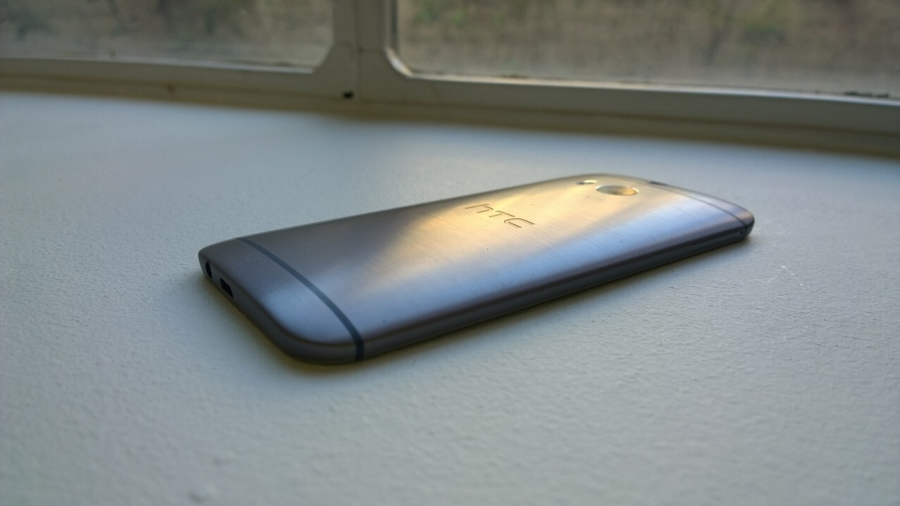 HTC One (M8) officially launched with 5″ 1080p display, 2.3GHz quad-core processor and Sense 6 UI